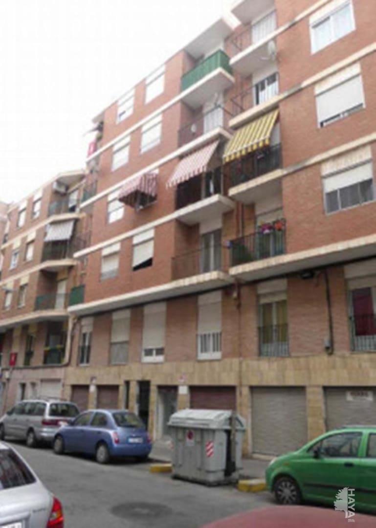 Piso en venta en El Pla de Sant Josep, Elche/elx, Alicante, Calle Capita Baltasar Tristany, 37.900 €, 3 habitaciones, 2 baños, 93 m2