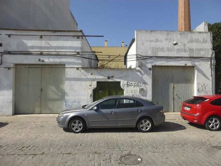 Suelo en venta en Sanlúcar de Barrameda, Cádiz, Calle Uereta, 129.500 €, 416 m2