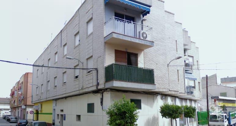 Piso en venta en Lorquí, Murcia, Calle Goya, 55.660 €, 3 habitaciones, 1 baño, 101 m2