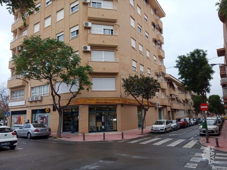 Piso en venta en Los Almendros, San Vicente del Raspeig/sant Vicent del Raspeig, Alicante, Calle Alvarez Quintero, 112.096 €, 3 habitaciones, 1 baño, 92 m2