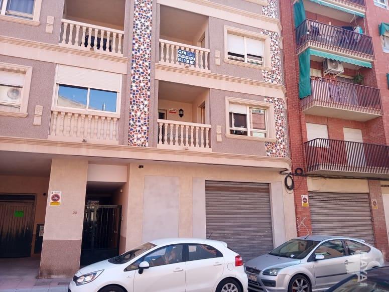 Piso en venta en Molí Foc, Mutxamel, Alicante, Calle Monover, 136.044 €, 2 baños, 126 m2