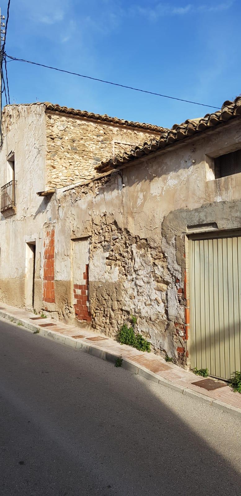 Casa en venta en La Estación, Sax, Alicante, Calle Jesus, 13.200 €, 4 habitaciones, 3 baños, 65,5 m2