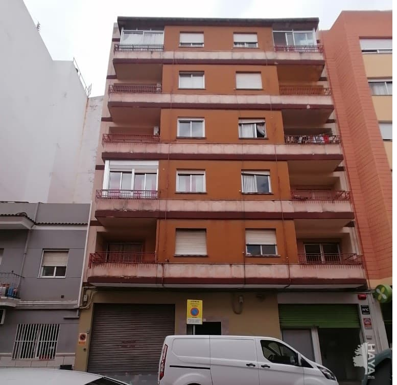Piso en venta en Gandia, Valencia, Calle Joan Ramon Jimenez, 53.400 €, 3 habitaciones, 1 baño, 121 m2
