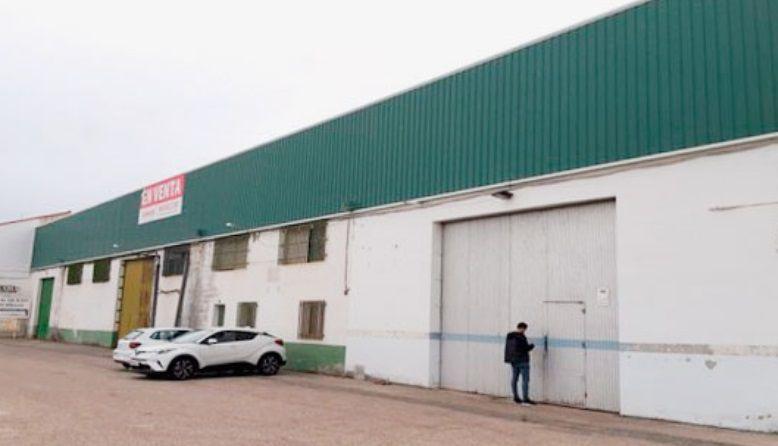 Industrial en venta en Los Almendros del Tajo, Noblejas, Toledo, Carretera de Ocaña, 400.200 €, 3 m2
