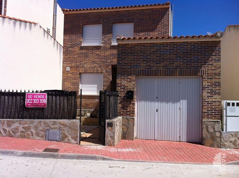 Casa en venta en Cerro Alberche, El Casar de Escalona, Toledo, Calle Quiñones, 60.800 €, 3 habitaciones, 1 baño, 153 m2