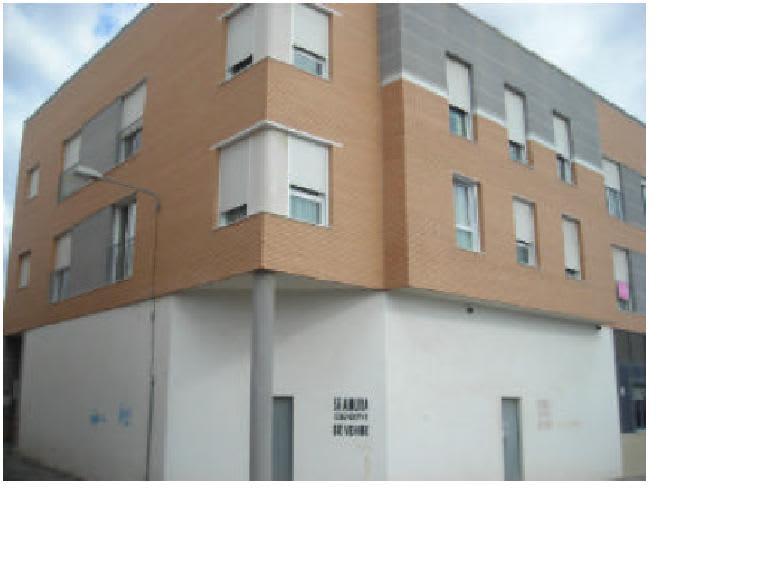 Piso en venta en Roquetas de Mar, Almería, Calle Fresno, 63.900 €, 2 habitaciones, 1 baño, 72 m2