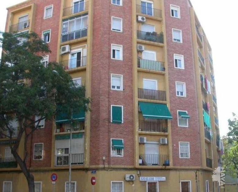 Piso en venta en Valencia, Valencia, Calle Jose Maestre, 68.000 €, 2 habitaciones, 1 baño, 93 m2