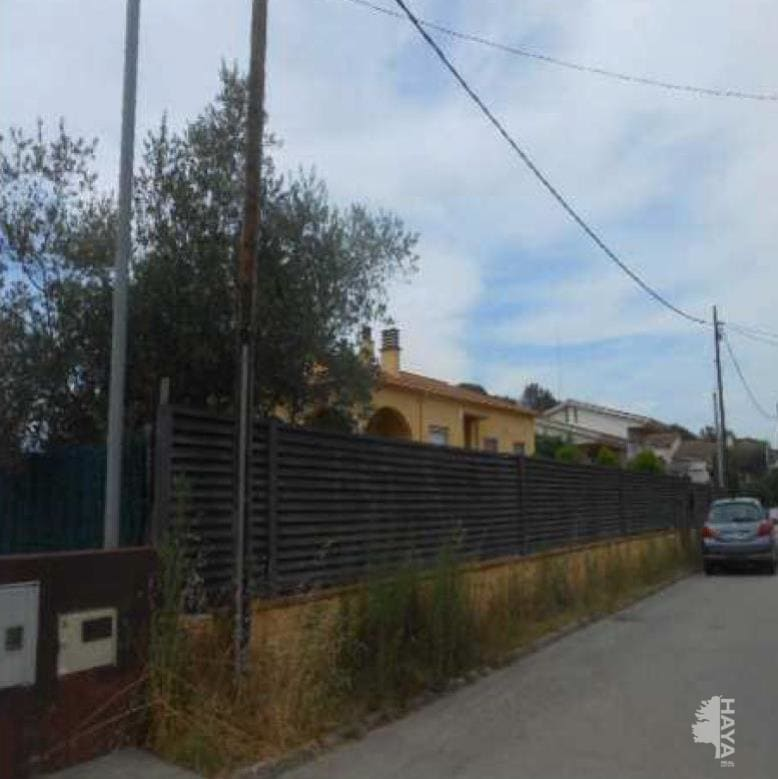 Casa en venta en Can Fàbregues, Santa Coloma de Farners, Girona, Calle Josep Pla, 300.200 €, 4 habitaciones, 2 baños, 371 m2