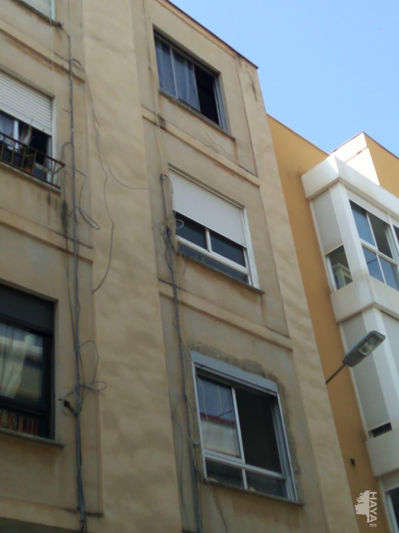 Piso en venta en Burriana, Castellón, Calle Manuel Peris Fuentes, 27.887 €, 3 habitaciones, 1 baño, 66 m2