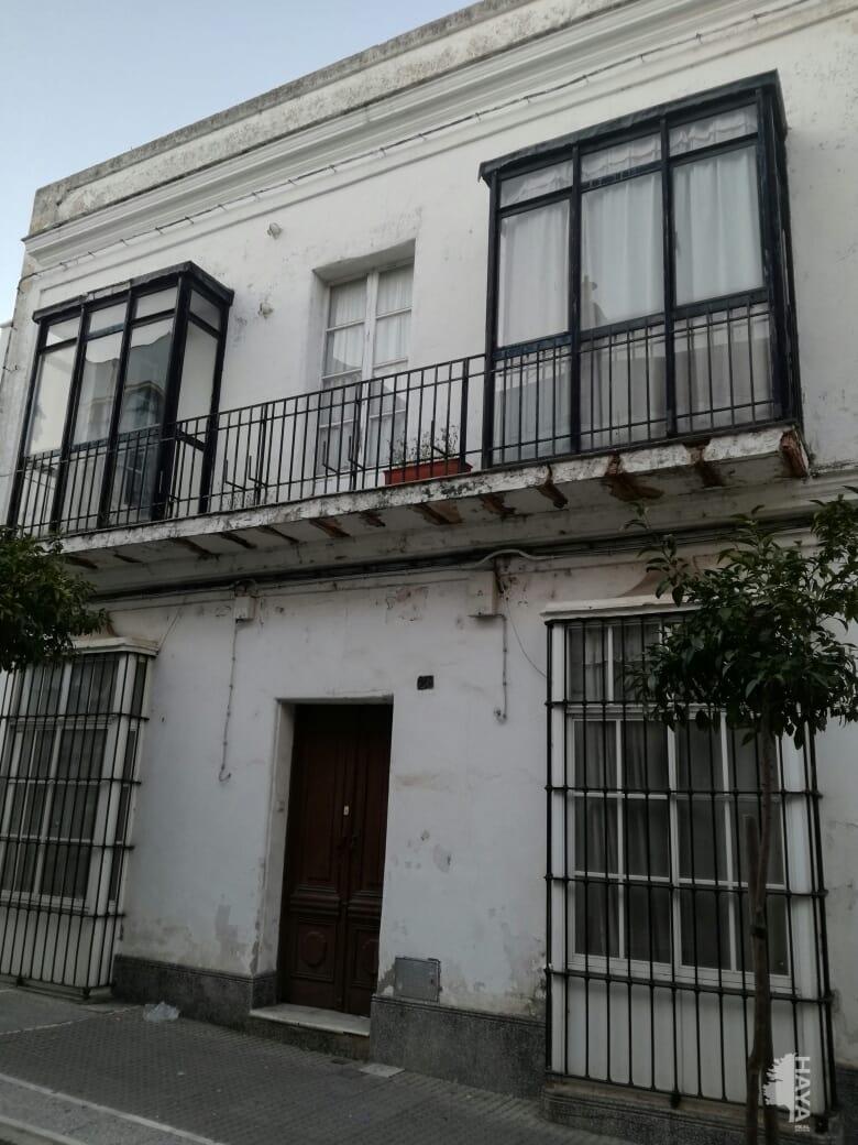 Casa en venta en San Fernando, Cádiz, Calle Colón, 196.175 €, 4 habitaciones, 1 baño, 295 m2