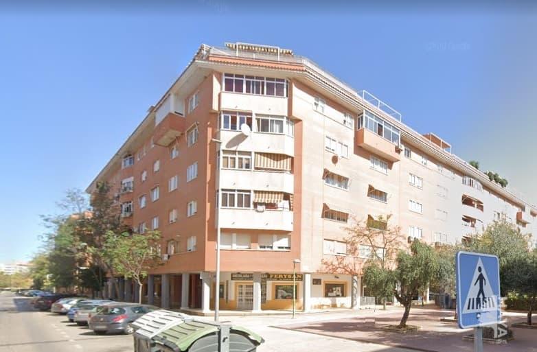 Piso en venta en Vera Cruz, Cáceres, Cáceres, Calle Berna, 99.659 €, 2 habitaciones, 1 baño, 88 m2