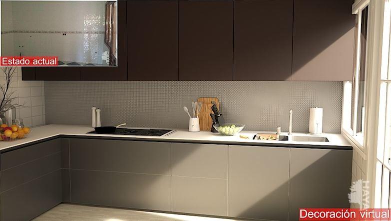 Casa en venta en Antas, Almería, Calle la Pila, 76.700 €, 4 habitaciones, 2 baños, 100 m2