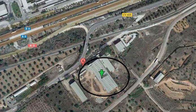 Industrial en venta en Buñol, Valencia, Avenida Blasco Ibañez, 800.000 €, 5 m2