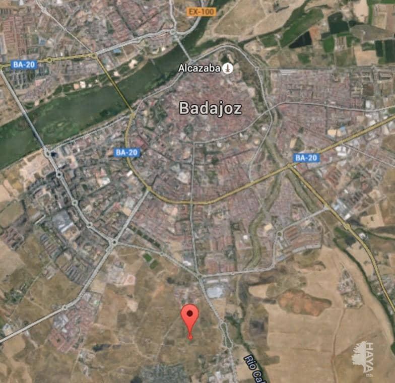 Suelo en venta en Valverde - Ciudad Jardín, Badajoz, Badajoz, Calle Banasta, 16.300 €, 180 m2