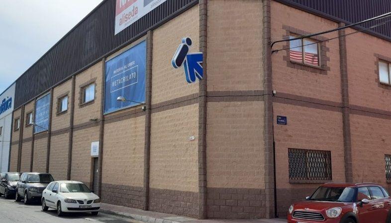 Industrial en venta en Cruz de Humilladero, Málaga, Málaga, Calle Tajamar, 2.267.000 €, 4 m2