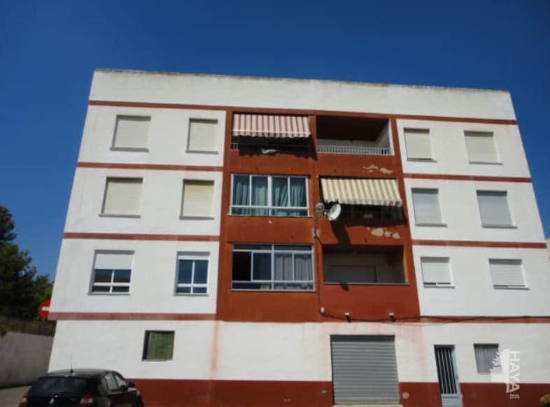 Piso en venta en La Vall D`uixó, Castellón, Urbanización Colonia San Antonio, 40.672 €, 4 habitaciones, 1 baño, 118 m2