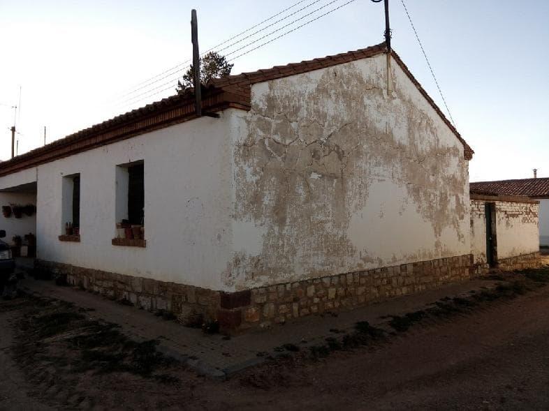 Casa en venta en Ojos Negros, Teruel, Calle Bo Centro, 14.355 €, 3 habitaciones, 1 baño, 172 m2