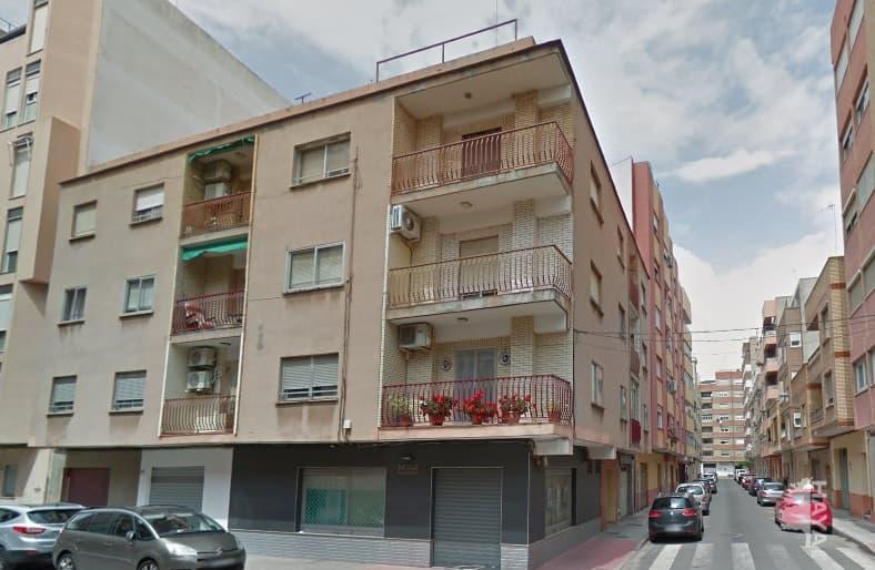 Piso en venta en El Port de Sagunt, Sagunto/sagunt, Valencia, Calle Sepulveda, 75.055 €, 4 habitaciones, 2 baños, 130 m2