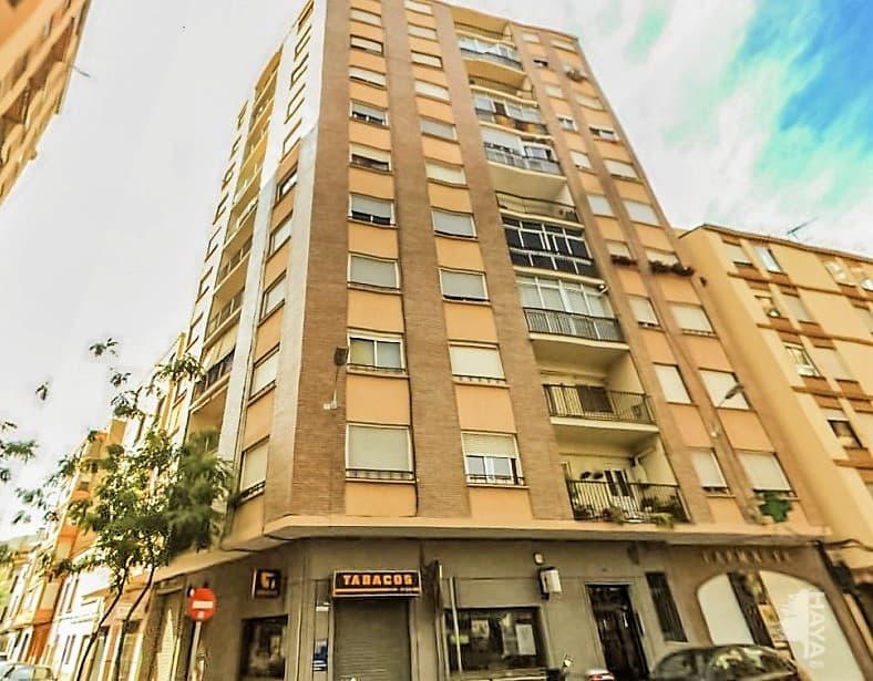 Piso en venta en Castellón de la Plana/castelló de la Plana, Castellón, Plaza Juan Xxiii, 75.541 €, 3 habitaciones, 1 baño, 113 m2