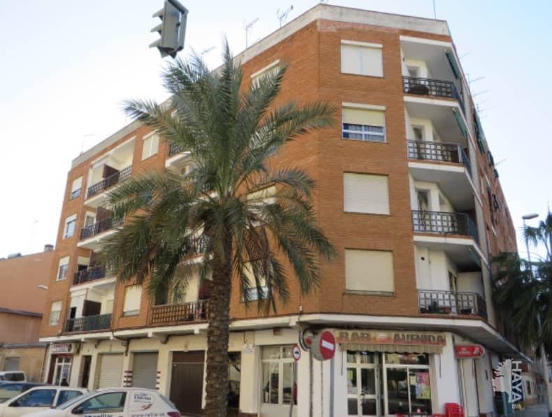 Piso en venta en Catarroja, Valencia, Calle Esteban Paluzie, 55.278 €, 3 habitaciones, 1 baño, 100 m2