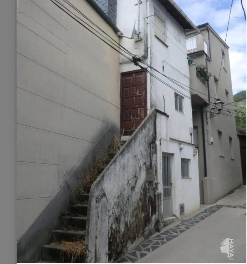 Casa en venta en Quiroga, Lugo, Calle Rio Selmo, 27.100 €, 1 habitación, 1 baño, 66 m2