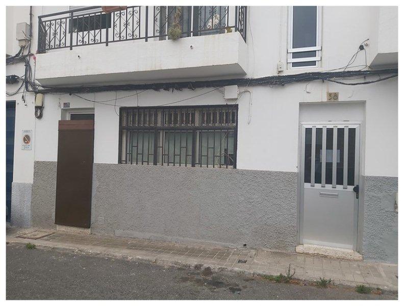 Piso en venta en Salto del Negro, la Palmas de Gran Canaria, Las Palmas, Calle Santiago de Compostela, 40.000 €, 2 habitaciones, 1 baño, 40 m2