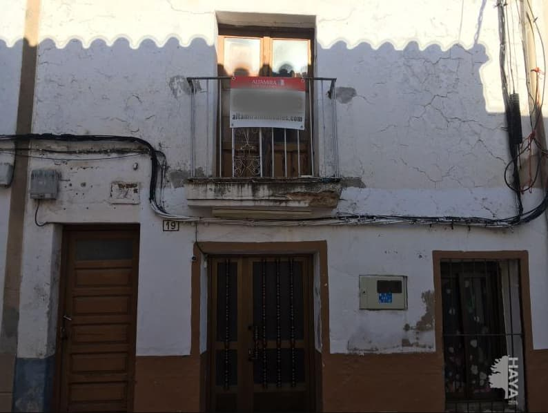 Piso en venta en San Vicente de Alcántara, San Vicente de Alcántara, Badajoz, Calle Ercilla, 17.000 €, 3 habitaciones, 1 baño, 110 m2