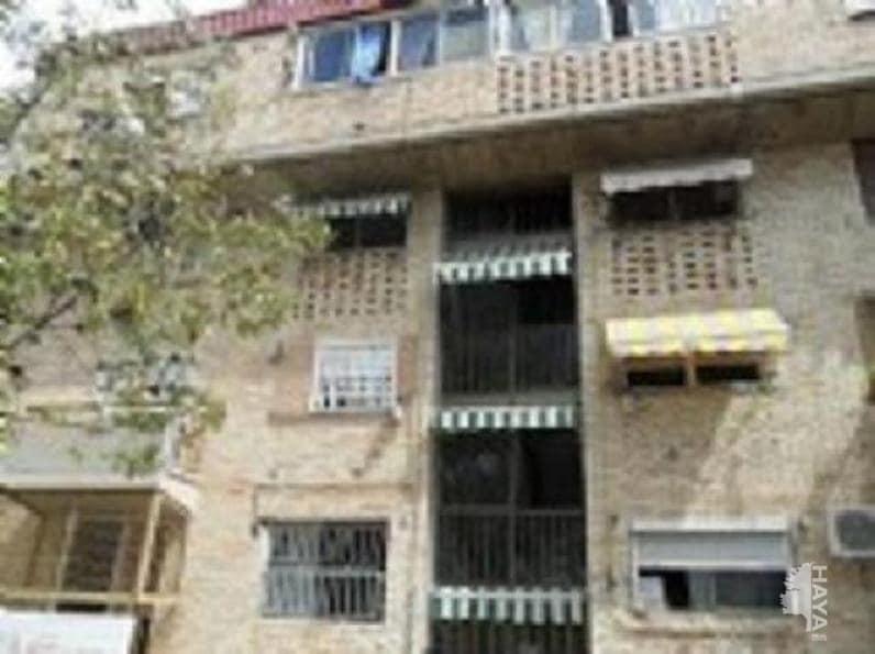 Piso en venta en Murcia, Murcia, Calle Albaricoque, 22.807 €, 3 habitaciones, 2 baños, 66 m2