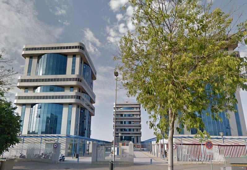 Oficina en venta en Sevilla, Sevilla, Calle Astronomia, 43.795 €, 54 m2