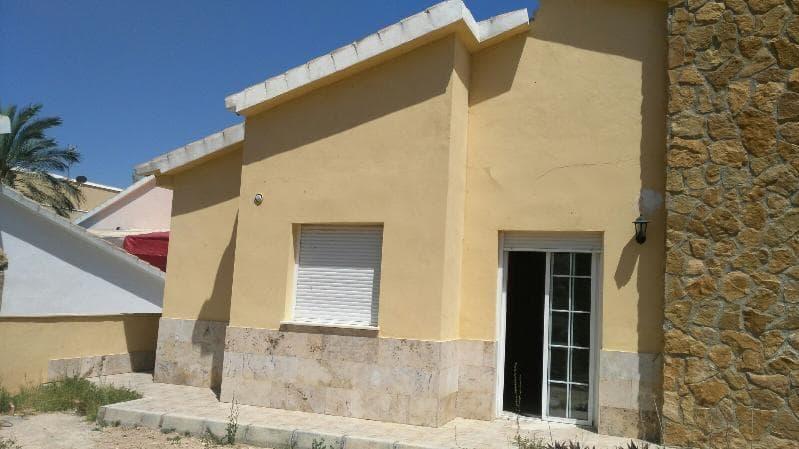 Casa en venta en Huércal-overa, Almería, Calle Almajalejo, 117.000 €, 1 habitación, 1 baño, 124 m2