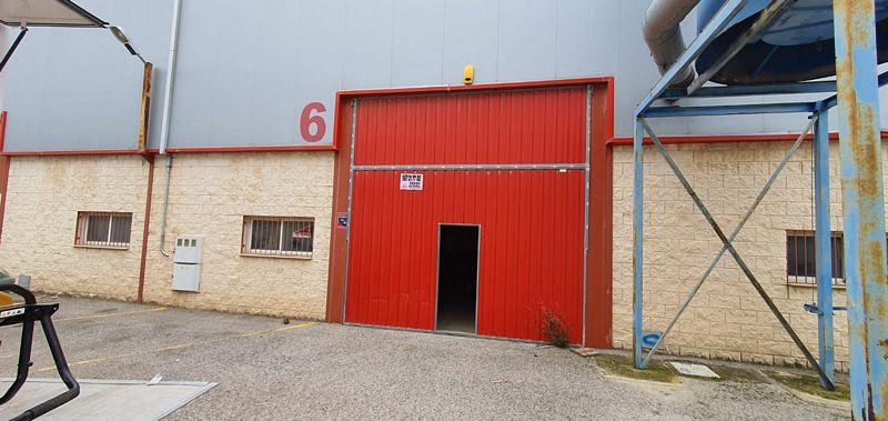 Industrial en venta en Albacete, Albacete, Calle Romica, 74.500 €, 420 m2