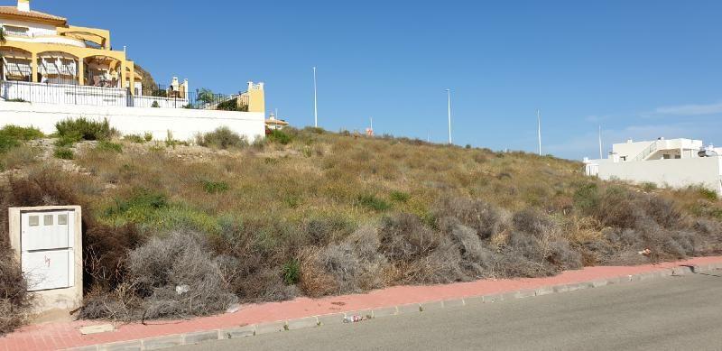 Suelo en venta en Garrobo, Mazarrón, Murcia, Calle Serre, 9.347 €, 500 m2