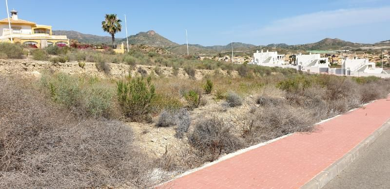 Suelo en venta en Garrobo, Mazarrón, Murcia, Calle Calesin, 9.358 €, 501 m2