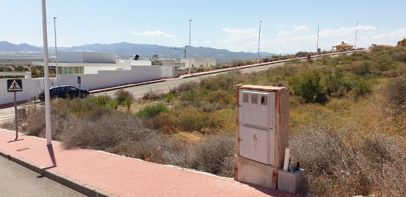 Suelo en venta en Garrobo, Mazarrón, Murcia, Calle Calesin, 13.897 €, 500 m2