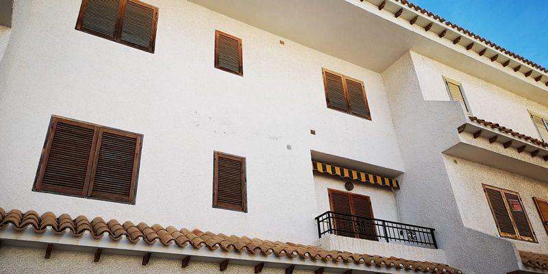 Piso en venta en Coto de Caza, Santa Pola, Alicante, Avenida Ronda, 61.000 €, 1 habitación, 1 baño, 36 m2