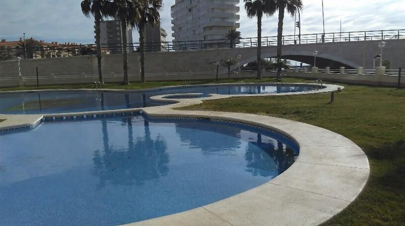 Piso en venta en La Manga del Mar Menor, Murcia, Calle G, 90.000 €, 1 habitación, 1 baño, 65 m2