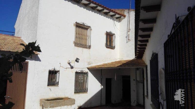 Piso en venta en El Robledo, El Robledo, Ciudad Real, Calle Diego de Almagro, 73.000 €, 5 habitaciones, 1 baño, 406 m2