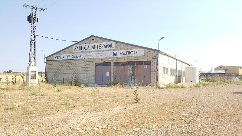 Industrial en venta en Munera, Albacete, Carretera Villarrobledo, 74.520 €, 532 m2