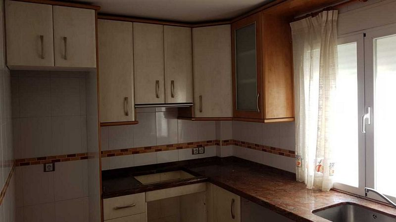 Piso en venta en Monachil, Granada, Calle Bella Vista, 95.000 €, 2 habitaciones, 2 baños, 89,21 m2