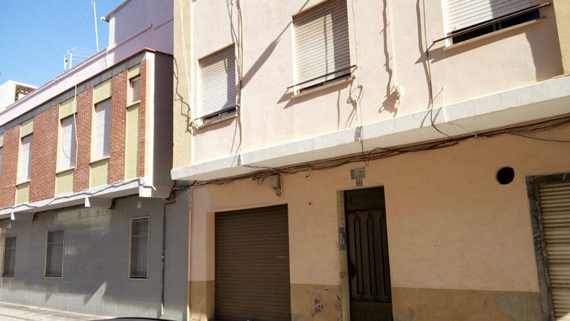 Piso en venta en Poblados Marítimos, Burriana, Castellón, Calle Bisbe Lluis Perez, 61.000 €, 3 habitaciones, 1 baño, 46,3 m2