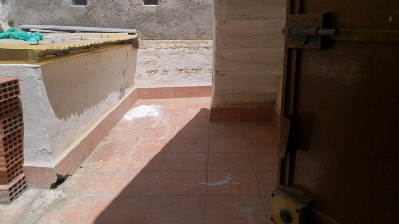 Casa en venta en Pescadería, Almería, Almería, Calle Ruano, 50.000 €, 3 habitaciones, 1 baño, 89 m2