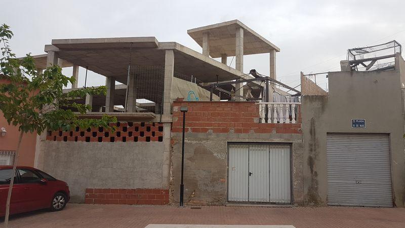 Piso en venta en Barrio los Tubos, San Vicente del Raspeig/sant Vicent del Raspeig, Alicante, Calle Ciudad Real, 36.500 €, 1 habitación, 1 baño, 106 m2