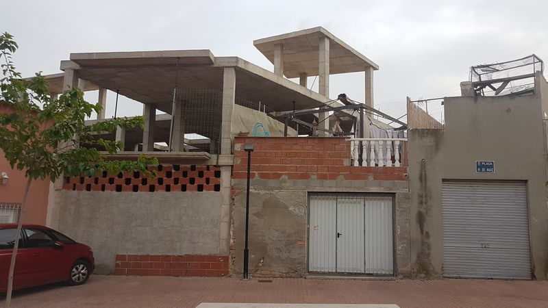 Piso en venta en Barrio los Tubos, San Vicente del Raspeig/sant Vicent del Raspeig, Alicante, Calle Ciudad Real, 34.700 €, 3 habitaciones, 2 baños, 100,7 m2