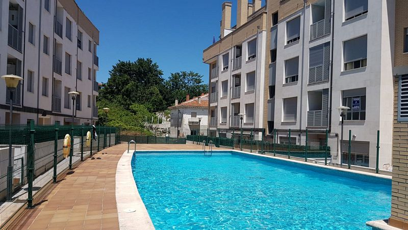 Piso en venta en Pancar, Llanes, Asturias, Camino Lleides, 87.000 €, 2 habitaciones, 1 baño, 75,43 m2