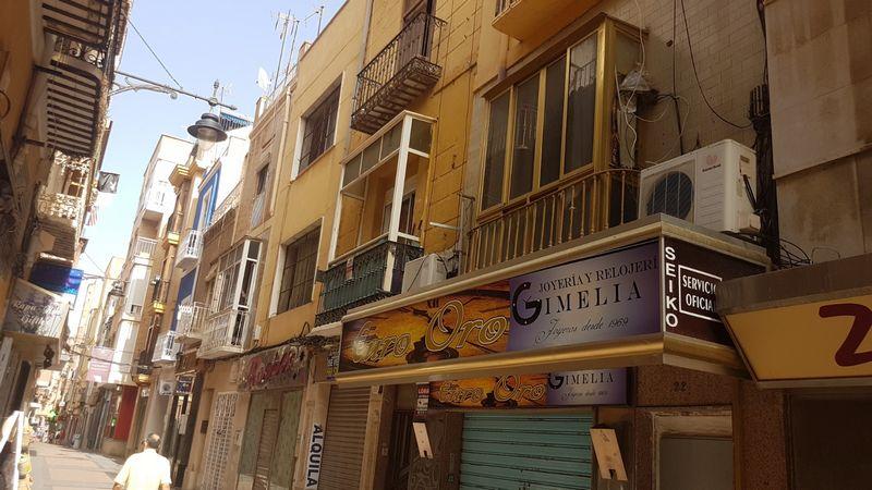 Piso en venta en Diputación de Cartagena Casco, Cartagena, Murcia, Calle San Fernando, 30.000 €, 2 habitaciones, 1 baño, 50 m2
