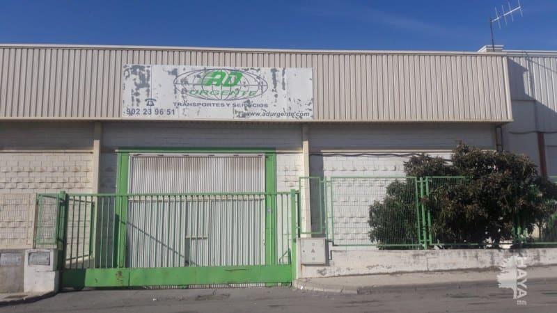 Industrial en venta en Albolote, Granada, Calle Montefrío, 314.192 €, 1014 m2