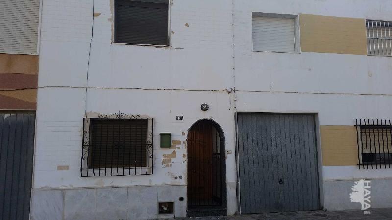Casa en venta en Los Depósitos, Roquetas de Mar, Almería, Calle Padre Mendez, 109.000 €, 4 habitaciones, 1 baño, 110 m2