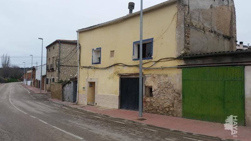Piso en venta en El Olmillo, Loranca de Tajuña, Guadalajara, Calle Carrera Aranzueque, 34.000 €, 3 habitaciones, 1 baño, 69 m2