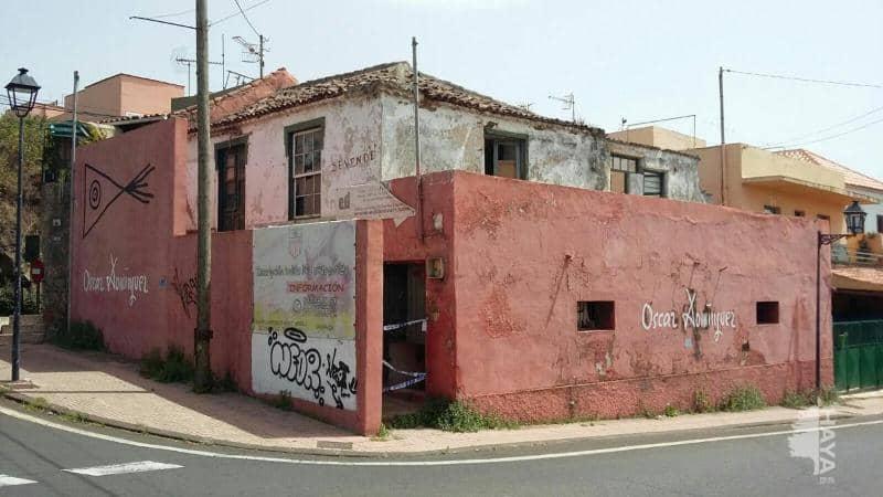 Casa en venta en Tacoronte, Santa Cruz de Tenerife, Calle El Cantillo, 79.400 €, 1 habitación, 1 baño, 166 m2