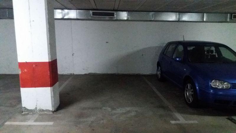 Parking en venta en Urbanización la Puebla del Marqués, Mairena del Aljarafe, Sevilla, Urbanización Ciudad Expo Edif Comercial Circuito, 7.000 €, 31 m2